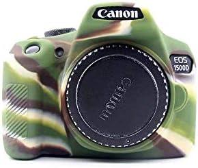 QMstore - Carcasa de Silicona para cámara réflex Digital Canon EOS ...
