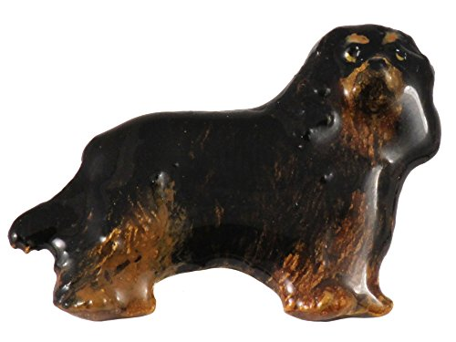 Cavalier King Charles Hand Painted Pin, DP344BF