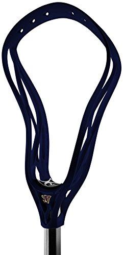 WARRIOR Regulator - X Spec Unstrung Lacrosse Head, Black