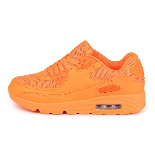 Plus Remise En Coureurs Chaussures bottes Espadrille 4 Dames Nouveau Petit Est Best Unisexe Forme chutes D'orange Baskets De Course PT80gq