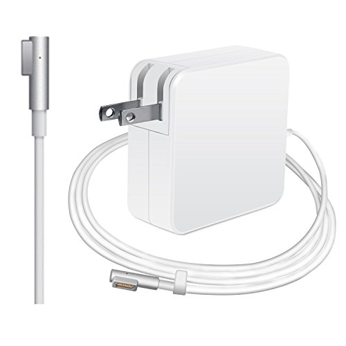 Fit MacBook Pro,Replacement Charger 85W Magsafe L-Tip Power Ac Adapter Charger Compatible MacBook Pro 15 inch & 17-inch(Before Summer 2012 Models)