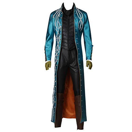 CosplayDiy Men's Costume for Devil May Cry 3: