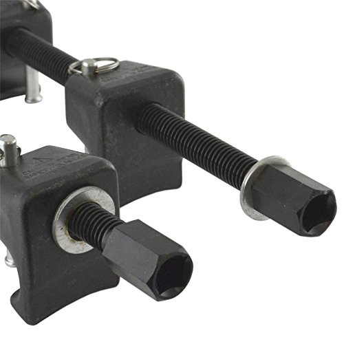 AB Tools-Toolzone 2pc Spring Compressors Lock Pins Macpherson Struts Shock Absorber Car TE863 by AB Tools-Toolzone (Image #2)