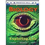 Biology: Exploring Life : Web Access/Online Activites CD-ROM/Learning Log, Campbell, Neil A., 0131150774