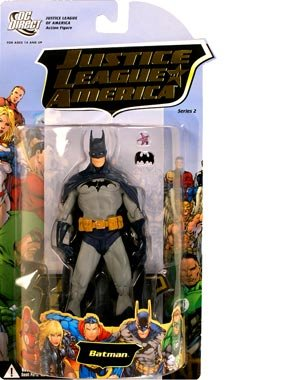 Dc Direct Jla Series (DC Direct Justice League of America Series 2 Action Figure)