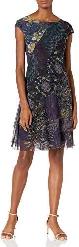 Desigual Women`s Dress Short Sleeve