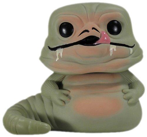 Funko POP Star Wars (BOBBLE): Jabba the Hutt Jabba The Hutt Star Wars