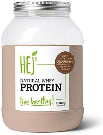 HEJ Whey - 900g (Chocolate)