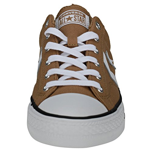 Unisex de Player Teak Adulto Deporte Multicolor White Star Zapatillas White 234 Ox Converse 51fwYIqW