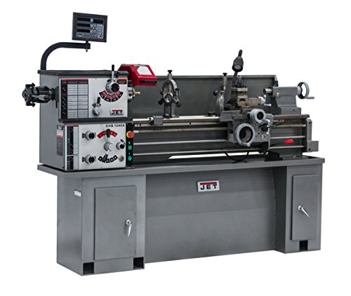 JET BDB-1340A Lathe with VUE DRO