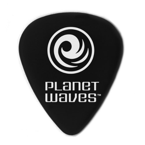Planet Waves Duralin Guitar Picks, Extra Heavy, 10 (Polymer Guitar Picks)