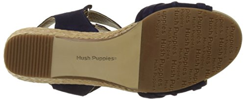 Eivee 53 Pumps Hush Blau Puppies Bleu Damen Roi SqwUF