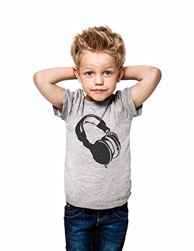 Headphones DJ retro music Cool Fun Unisex Infant Toddler You