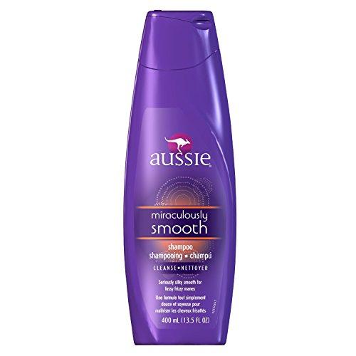 - Aussie Mega Moist Shampoo, 13.5 oz