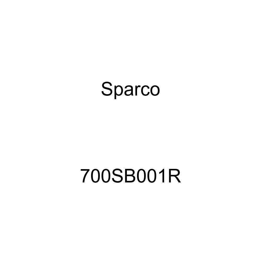Sparco 700SB001R Seat Base