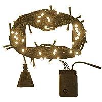 Kikajoy Yılbaşı Gün Işığı Led Işık Eklemeli 80 Ampul 8 m