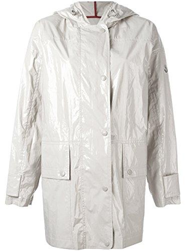 Moncler Damen 49055549AJ060 Grau Polyamid Jacke