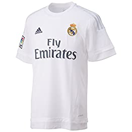 adidas Real Madrid Domicile Replica Maillot manches courtes Homme