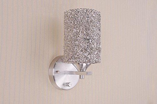Zhdc® moderno minimalista creativa led lampada da parete luce a muro