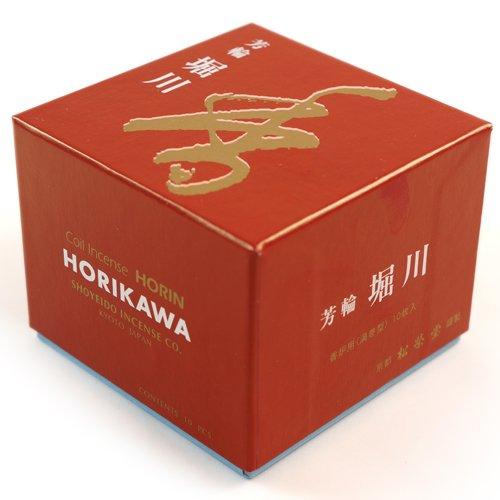 Horin Horikawa Coil Incense by SHOYEIDO