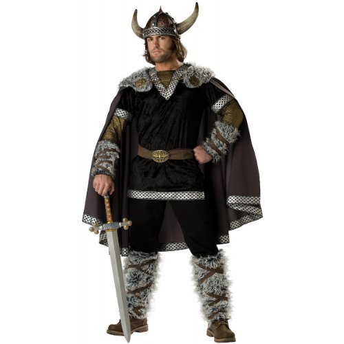 InCharacter Costumes Men's Viking Warrior Costume, X-Large -