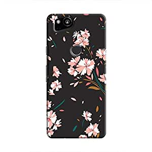 Cover It Up Flower Bunch Hard Case For Pixel 2 - Multi Color