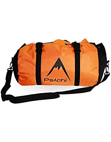 Psychi - Cuerda de escalada (bolsa de transporte incluida) naranja naranja