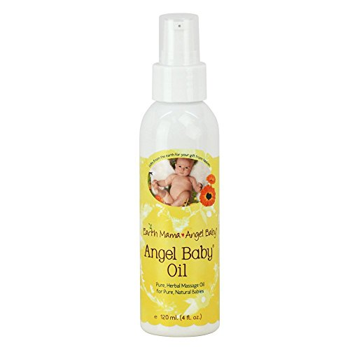 earth mama angel baby oil - 1