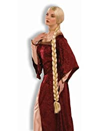 Blonde Princess Wig Fancy Dress