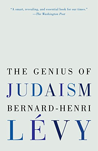The Genius of Judaism by Unknown