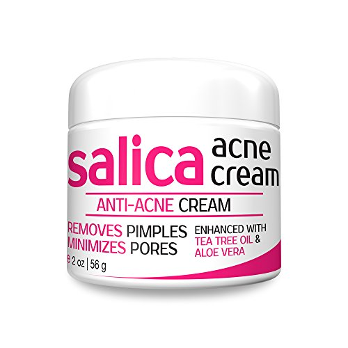 Salica Acne Treatment Cream Medication