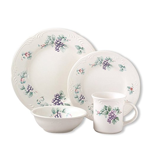 (Pfaltzgraff Grapevine Dinnerware Set (32 Piece))