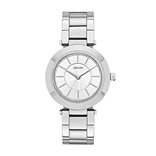 - DKNY Women's NY2285 STANHOPE Silver Watch