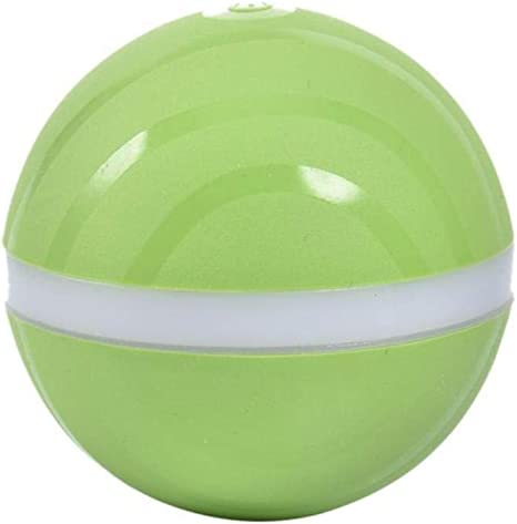 WOOAI Electric Rolling Pet Ball Toy Dog Rolling Ball USB ...