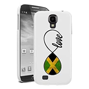 Pink Ladoo? iPhone 6 Case Phone Cover Jamaican Love Jamaica Flag Infinity Love hjbrhga1544