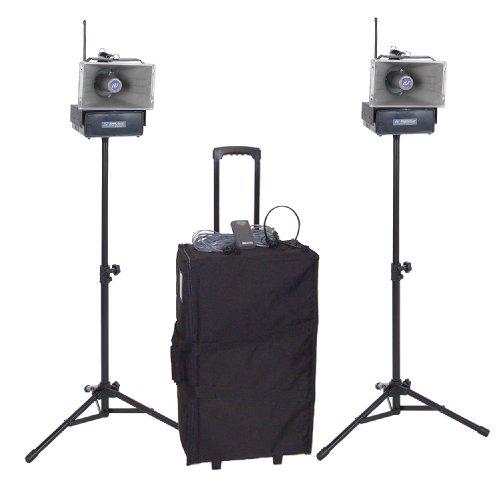 Wireless Speaker Half Mile Hailer Kit