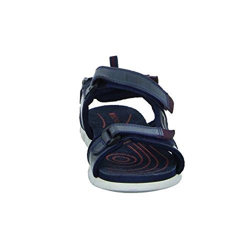 BOXX W13-W13-02 Herren Sandalette Blau (Blau)