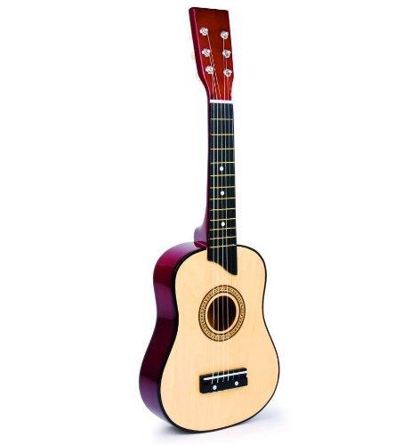 Childrens Wooden Guitar Musical Toy Instrument 64cm HHL GG3307