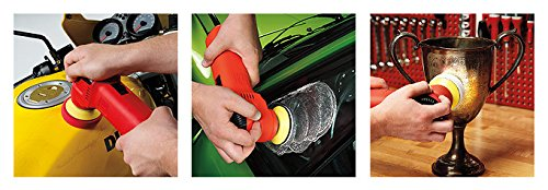 Griot's Garage 10739LNGCRD 25ft 3'' Dual Action Random Orbital Polisher with 25' Cord by Griot's Garage (Image #2)