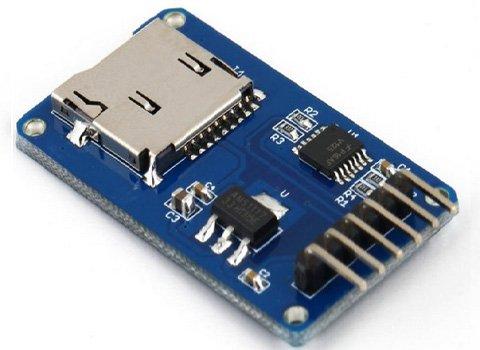 Generic MOD100717 Core Technologies MOD100717 Micro SD Card Module Price & Reviews