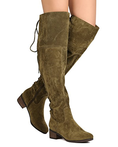 7d4f56d77 We Analyzed 4,478 Reviews To Find THE BEST Knee High Boots No Heal