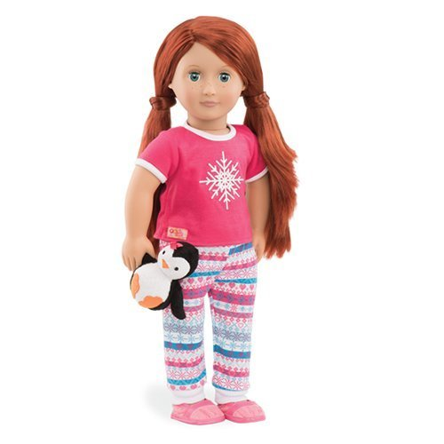 Our Generation Dolls Snow Adorable Snowflake PJS Outfit for Dolls, 18 by Our Generation