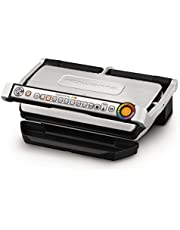 Rowenta GR722D Optigrill+ XL Bistecchiera Intelligente con 9 Programmi di Cottura Automatici