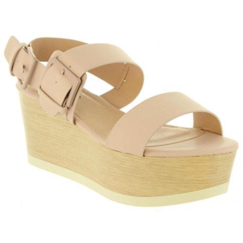 Nude Sandales C30898 Eileen pour 51798 Femme MTNG xPg4Sqww