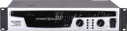 Crest Audio CC2800 Power Amplifier by Crest
