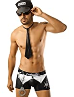 CandyMan Men's Police Officer Costume