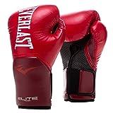 Everlast Elite Pro Style Leather Training Boxing