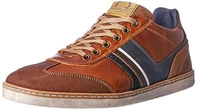 Wild Rhino Men's Miles Shoes, Tan, 6 AU (40 EU)