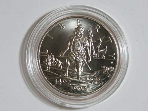 1992 D Columbus Quincentenary US Commemorative BU Half Dollar (1/2) Choice Uncirculated US Mint