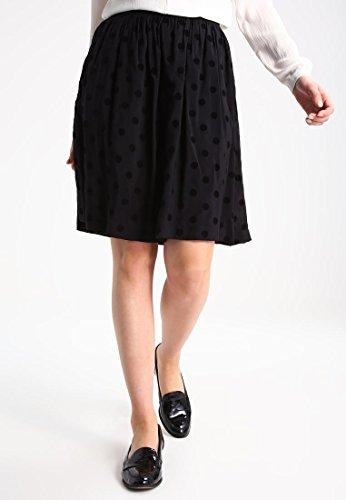 Minimum Henrijette A-Linien Rock Damen Größe: 40 schwarz